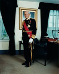 Admiral the Lord Boyce GCB, OBE
